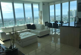 For sale in THE AXIS ON BRICKELL II C